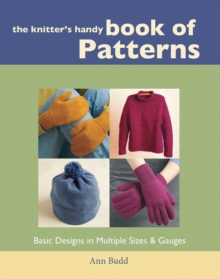 Knitter's Handy Book of Patterns, Hardback Book