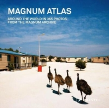 Magnum Atlas : Around the World in 365 Photos from the Magnum Archive, Hardback Book