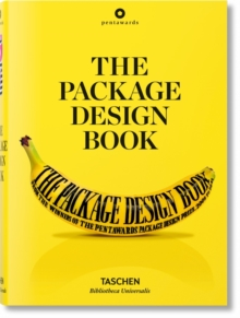 The Package Design Book, Hardback Book