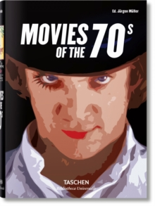 Movies of the 70s, Hardback Book