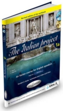 The Italian Project : Student's book + workbook + DVD + CD-audio 1a, Mixed media product Book