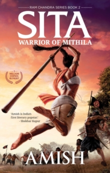Sita : Warrior of Mithila, Paperback Book